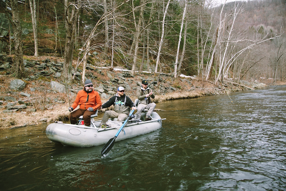 Confessions of a Quarantined Angler: Spring Runoff