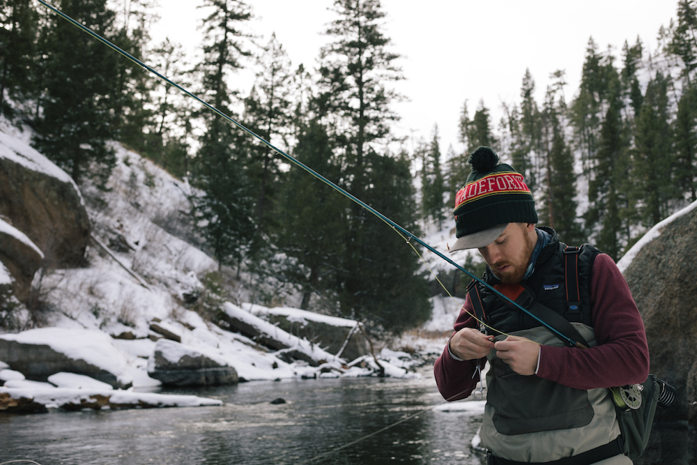 How To Fish Streamers To Fool Big Winter Bass