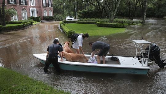 Hurricane Harvey: Anglers To The Rescue