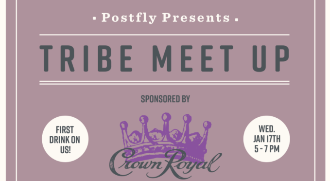 Fish Stories, Drinks, and Snax: Tribe Meetup January 17
