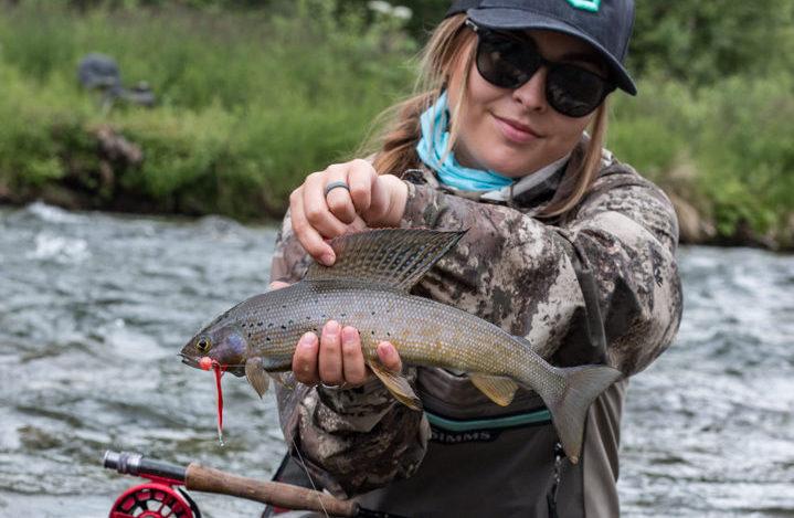 Tessa's Tips: Fly Fishing Alaska