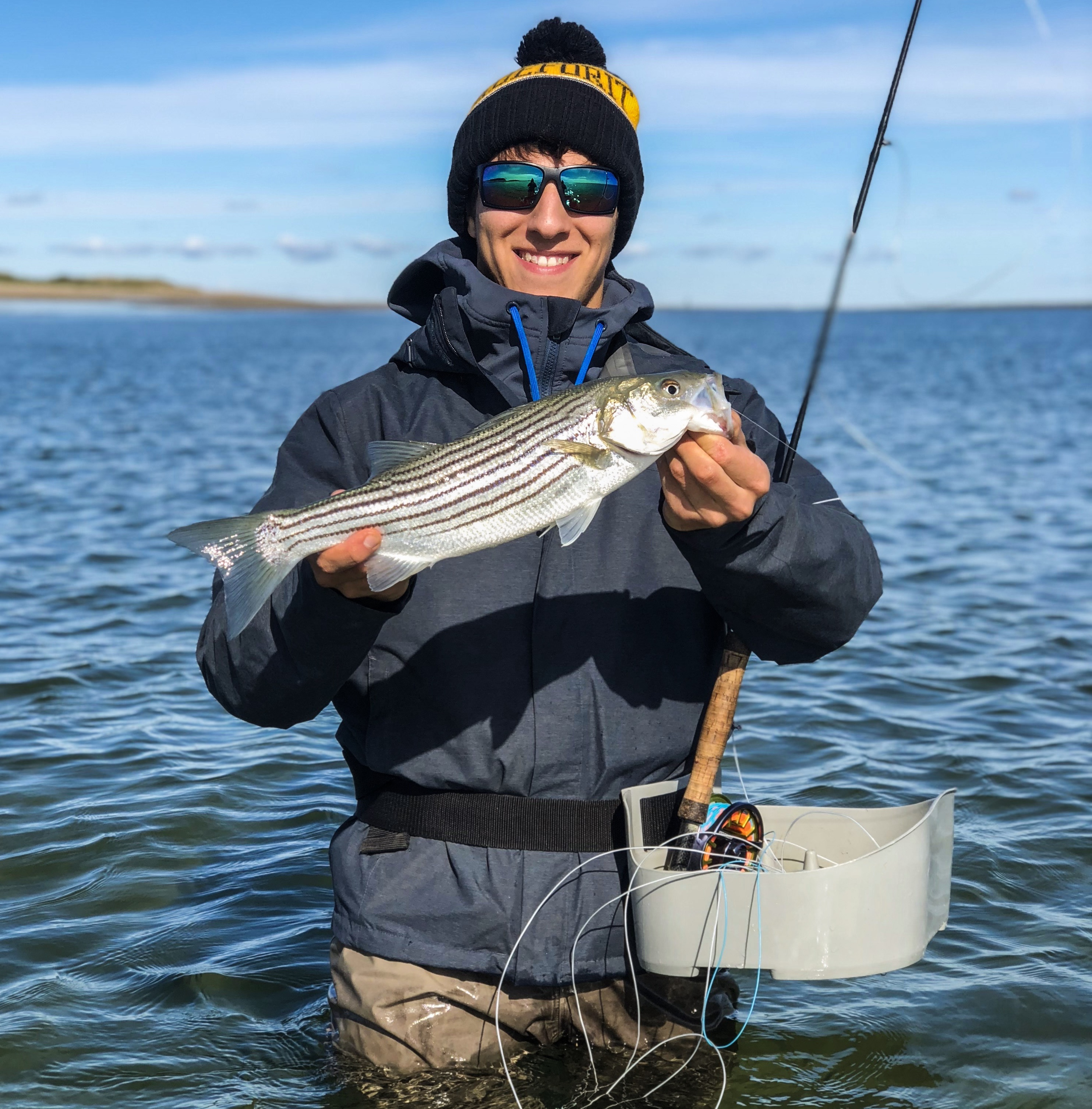 5 Things You Learn on Your First Striper Trip