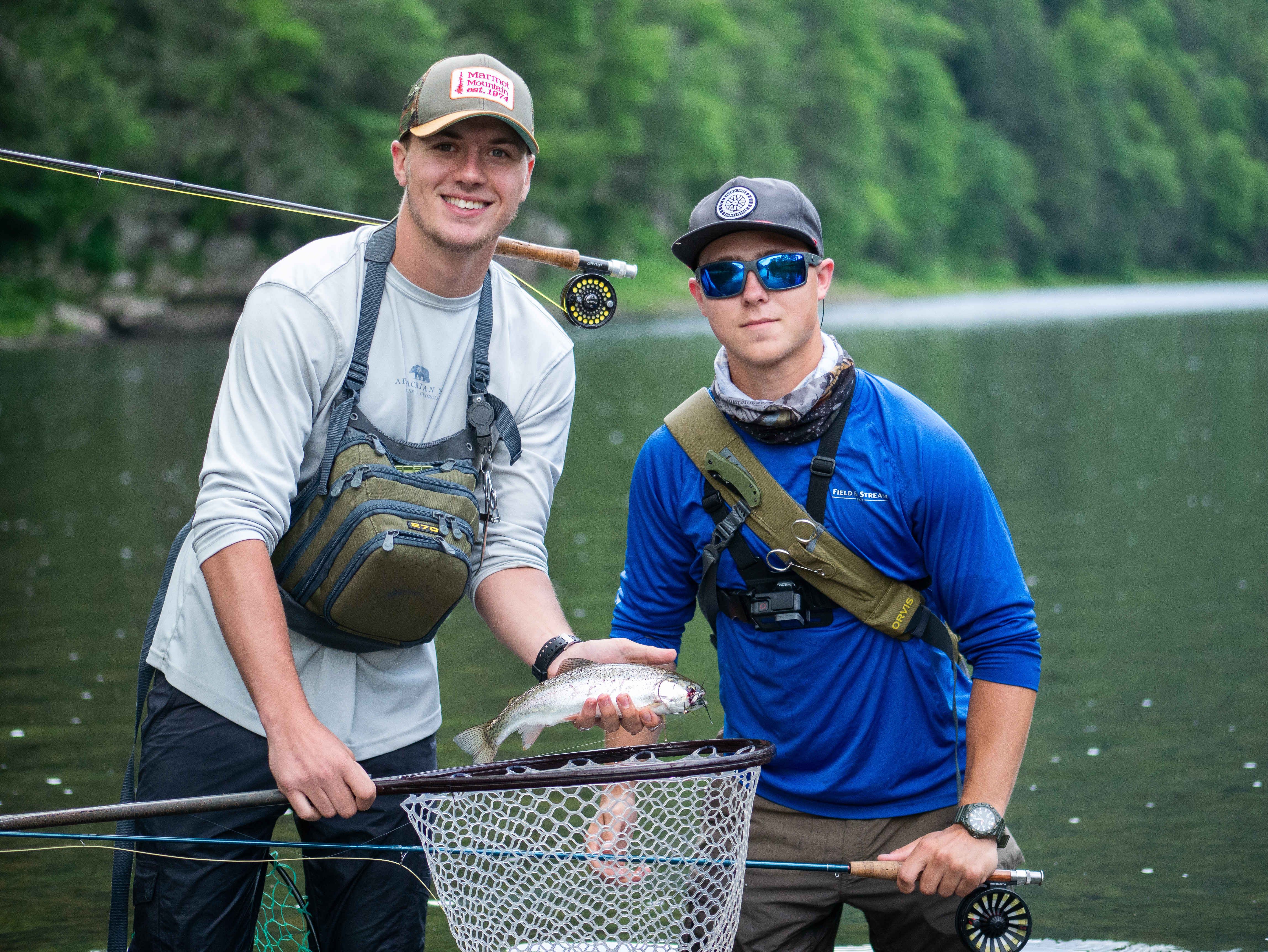 5 Ways to Convince Someone to Start Fly Fishing
