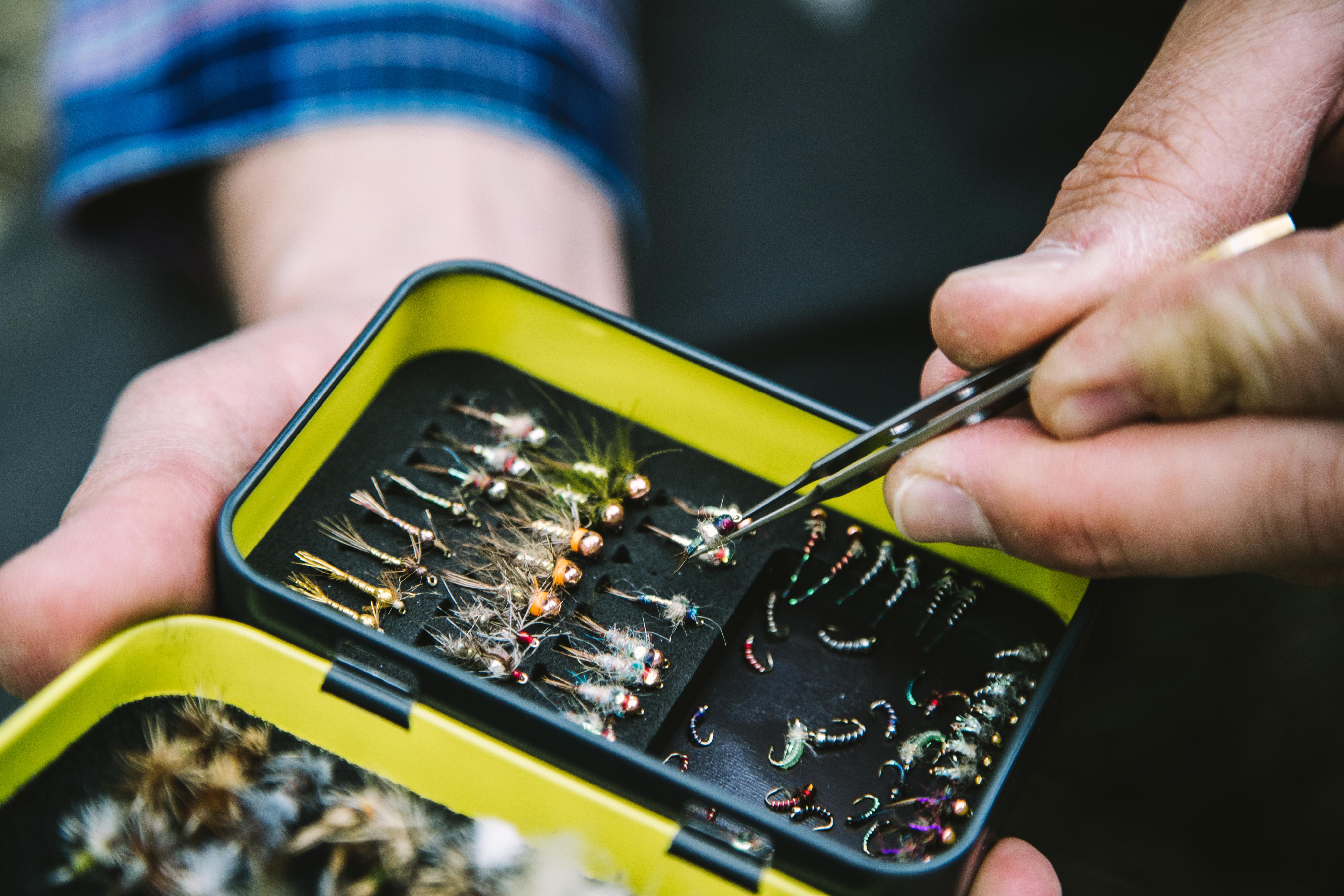 Postfly Presents: Yakoda Supply Fly Tin