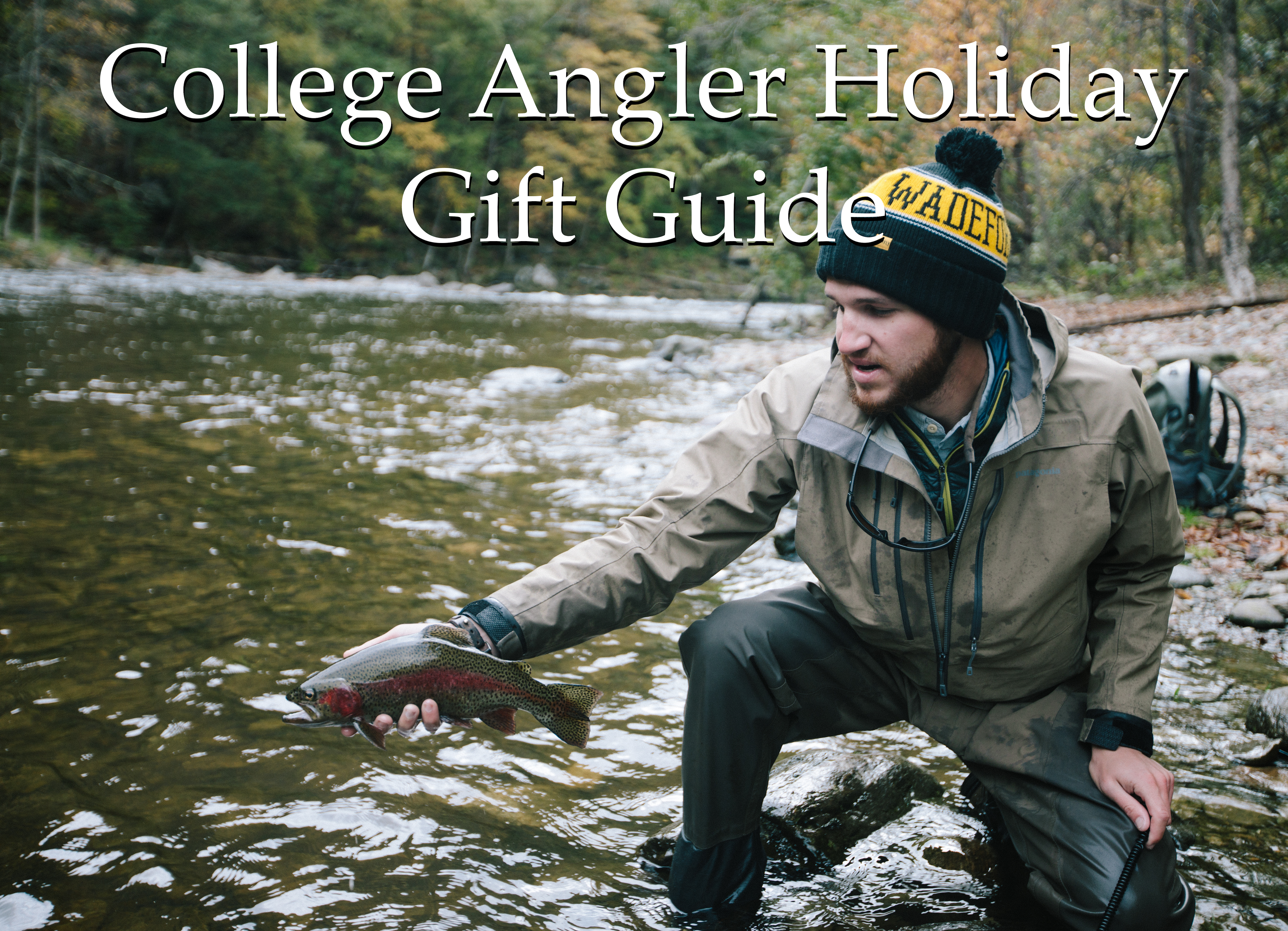 The College Angler: Holiday Gift Guide