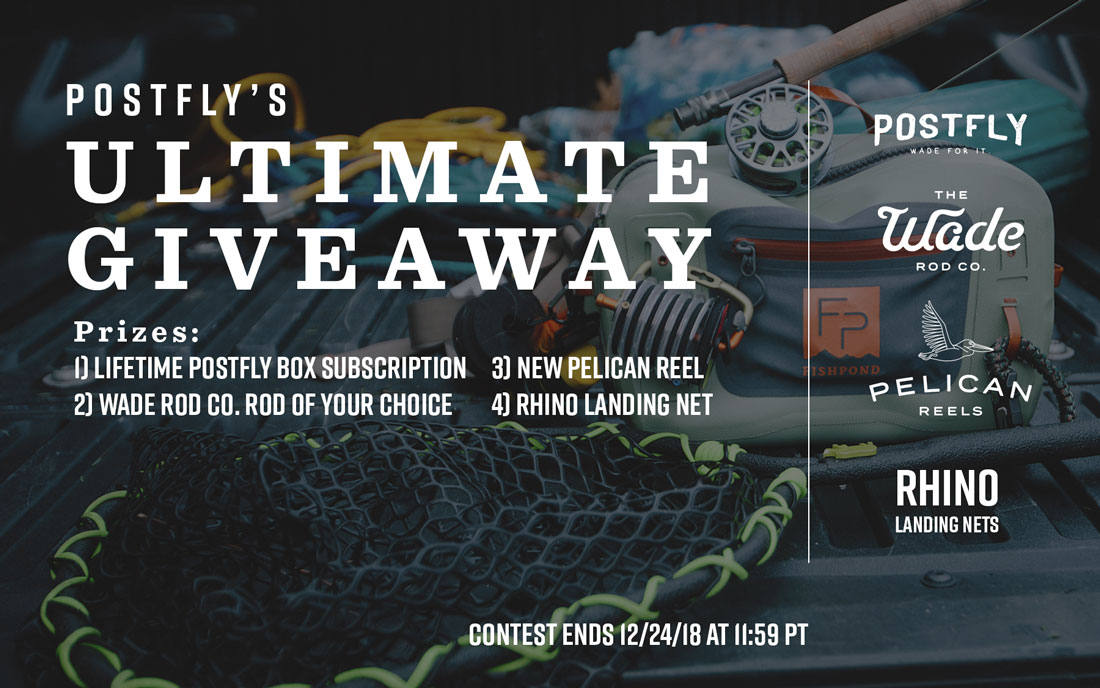3rd Annual Postfly Ultimate Giveaway!