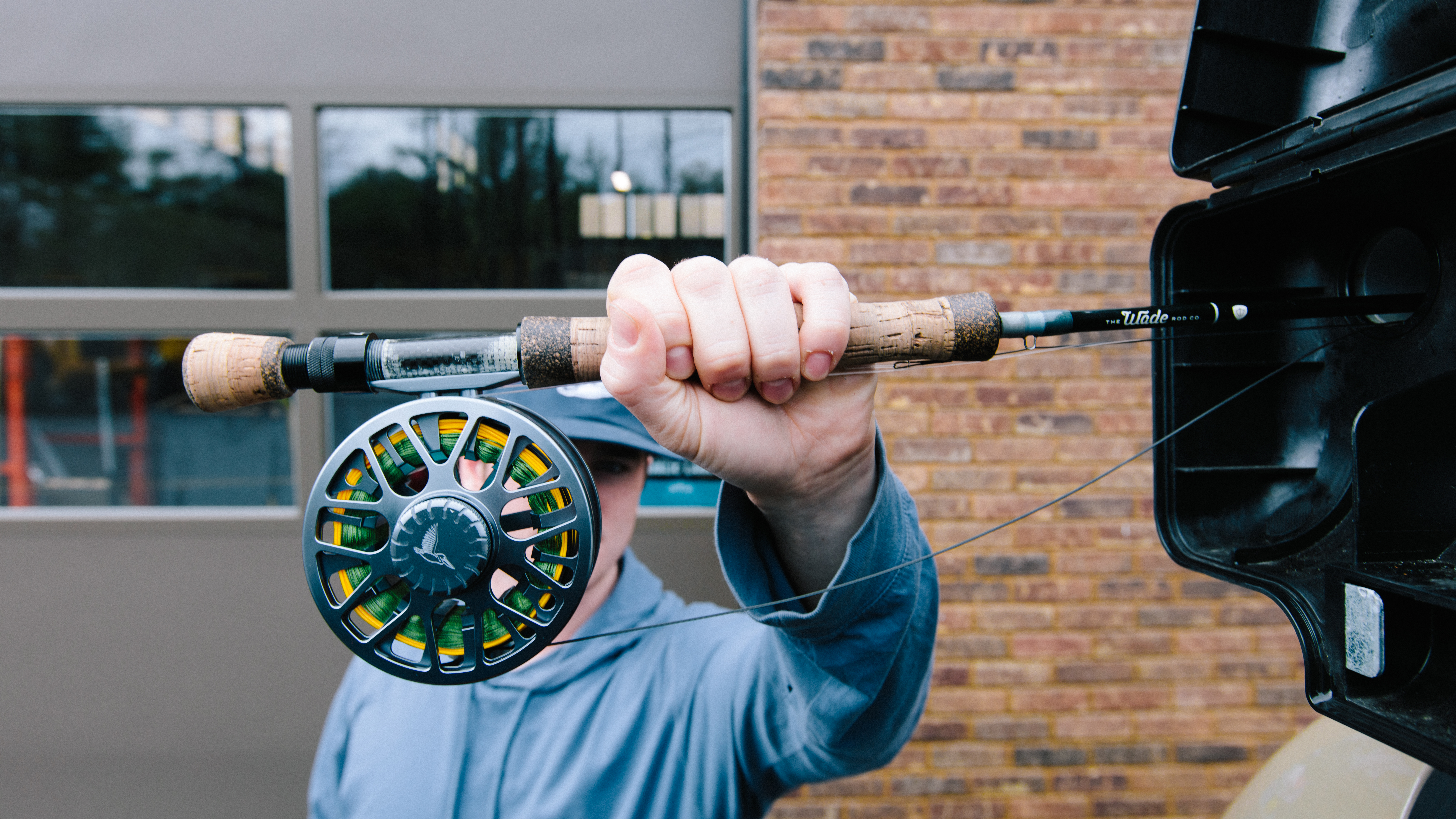 Why You Should Always Have a Fly Rod In Your Car